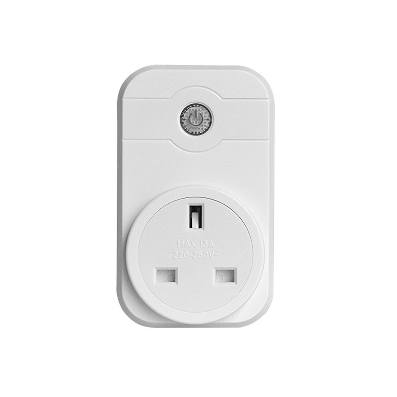 WiFi Smart Socket-UK Type