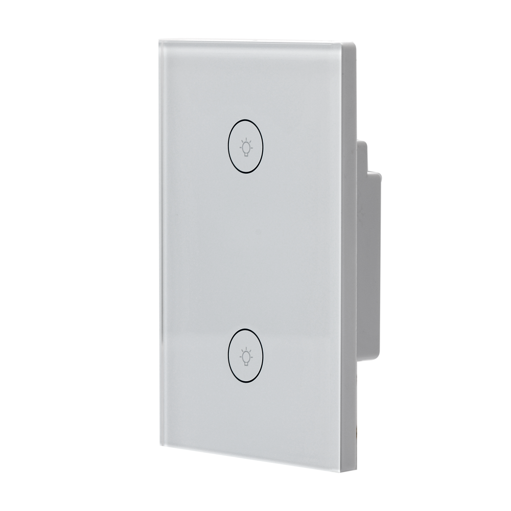 Two-gang Light Switch-US