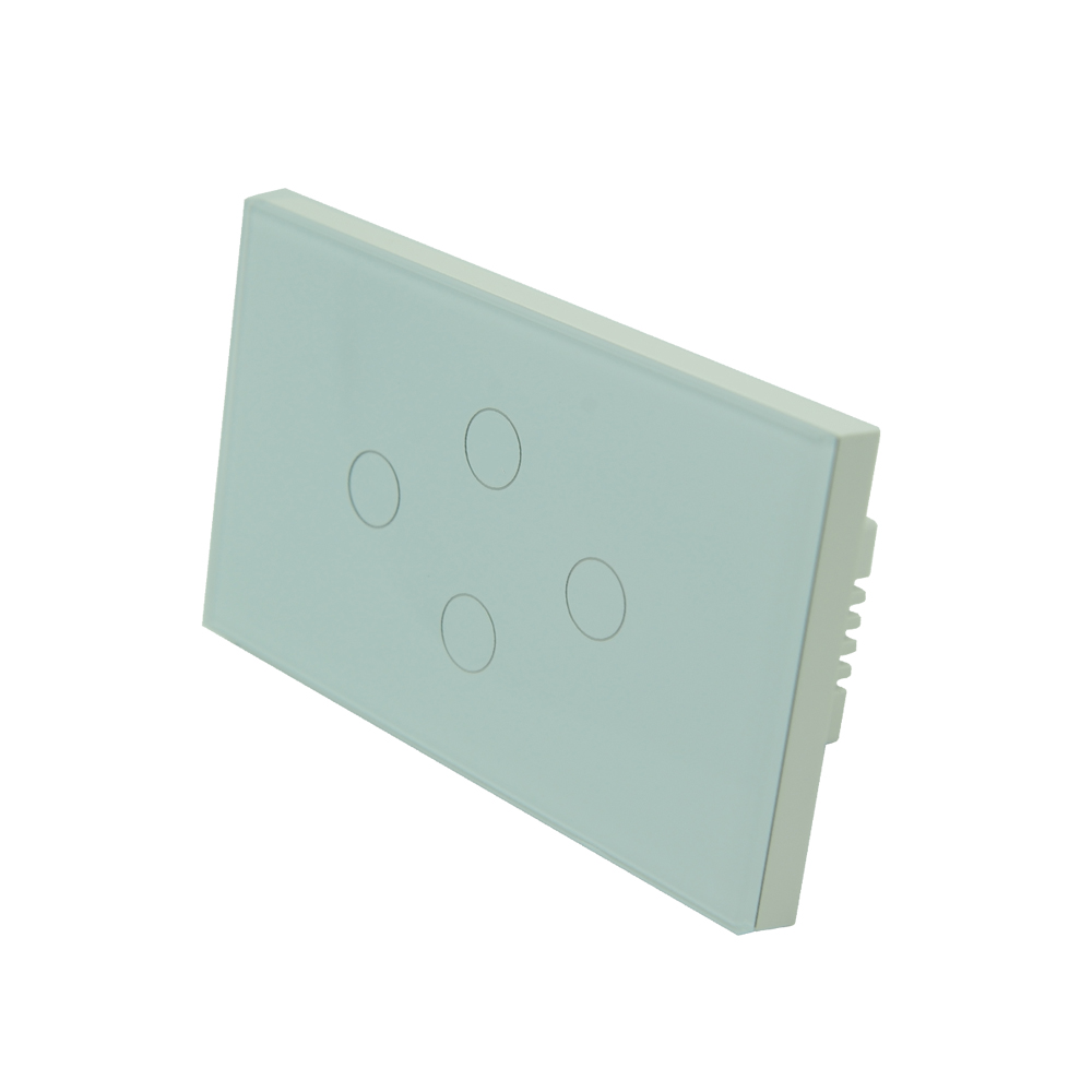 Four-gang Light Switch-US